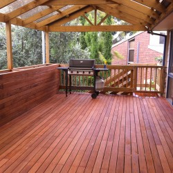 Timber Deck and Verandah