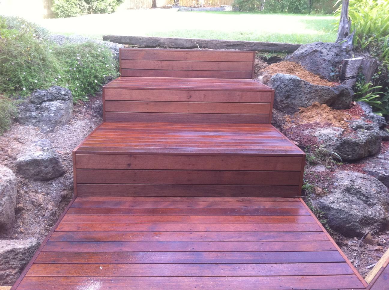 Home Renovation - External Steps