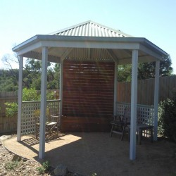 Home Renovation - Gazebo
