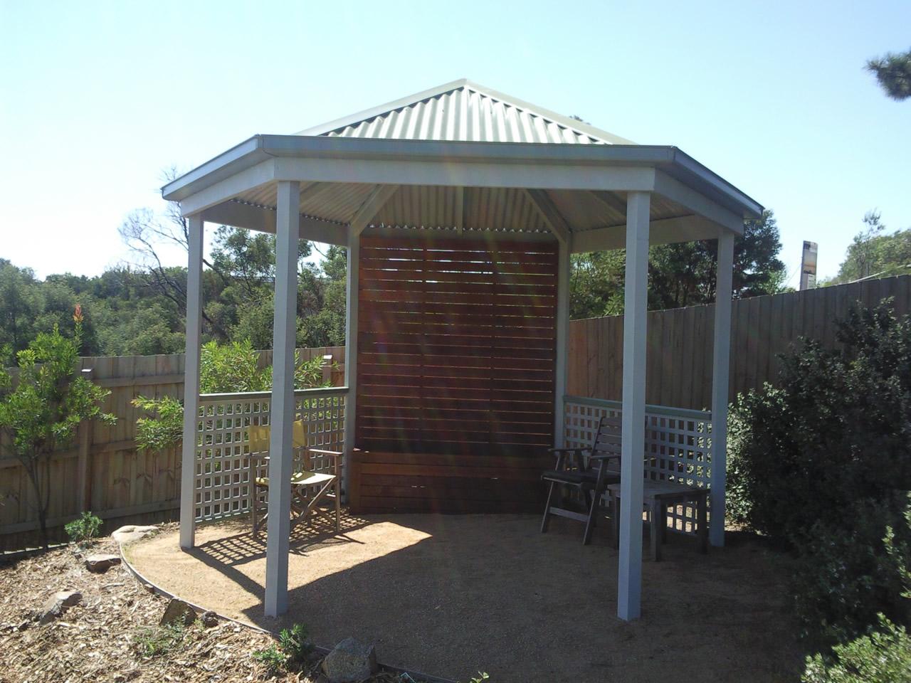 Home Renovation - Gazebo