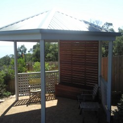 Home Renovation - Gazebo Kit