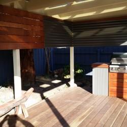 Pergola and Deck
