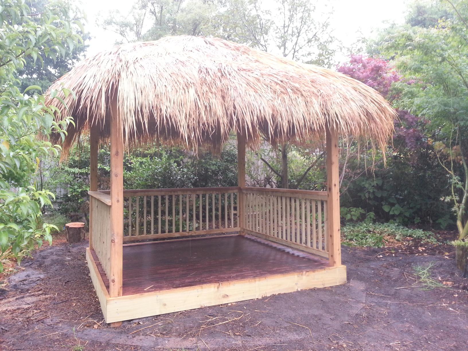 Bali Hut Kit