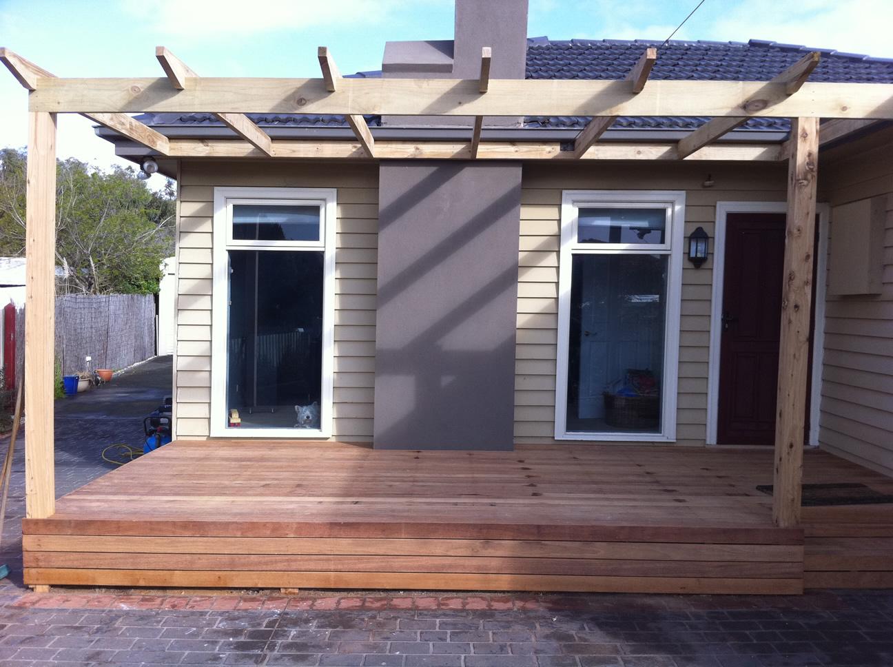 Timber Deck and Verandah