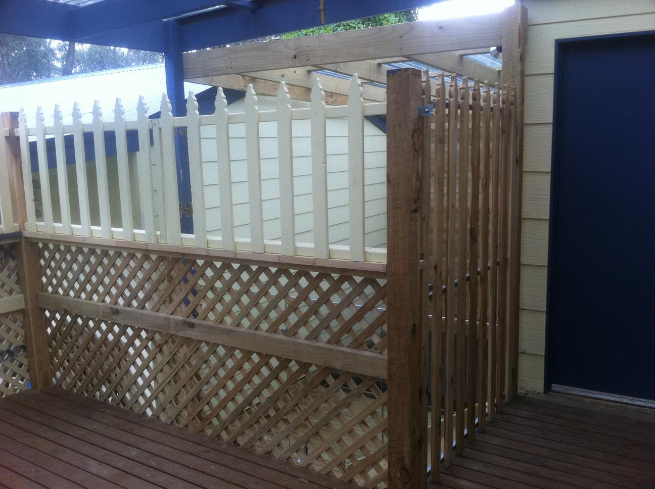 Handrail 6m